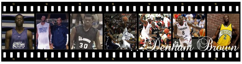Denham Brown Film Strip