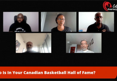 Podcast – Who Is In Your Canadian Basketball Hall of Fame (Simeon Mars, Hayton Morrison, Nicole Pennie, Harry Baird and Wayne Dawkins)