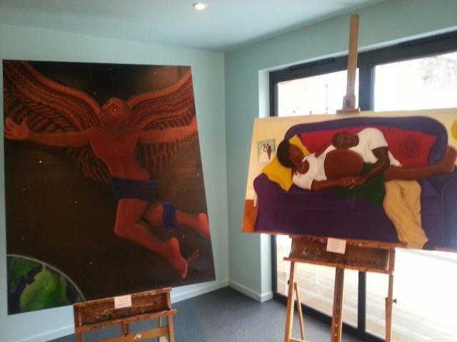 Art of Tottenham WOE and LB