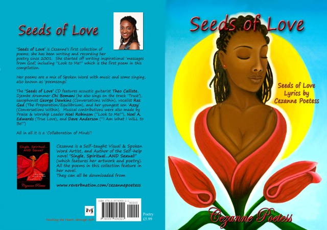'Seeds of Love' Book of Lyrics