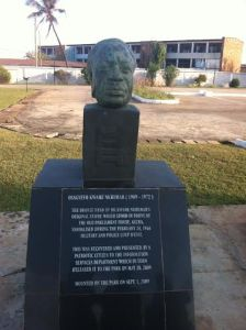 kwame nkrumah memorial
