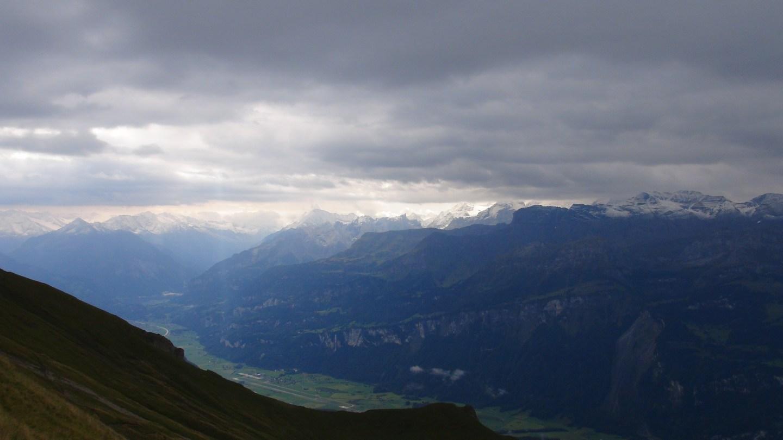 a-light-on-the-alps