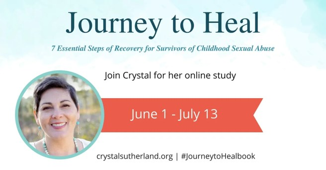 Journey To Heal Online Bible Study