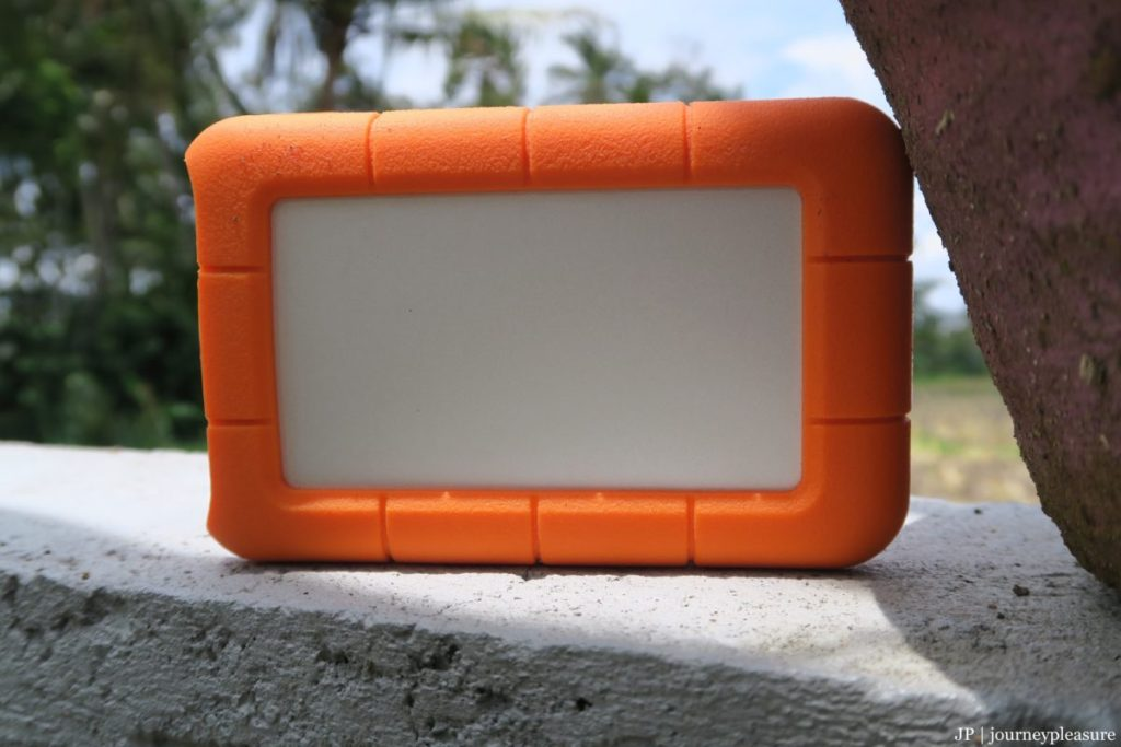 Packliste LaCie Rugged Mini 4 TB externe tragbare Festplatte