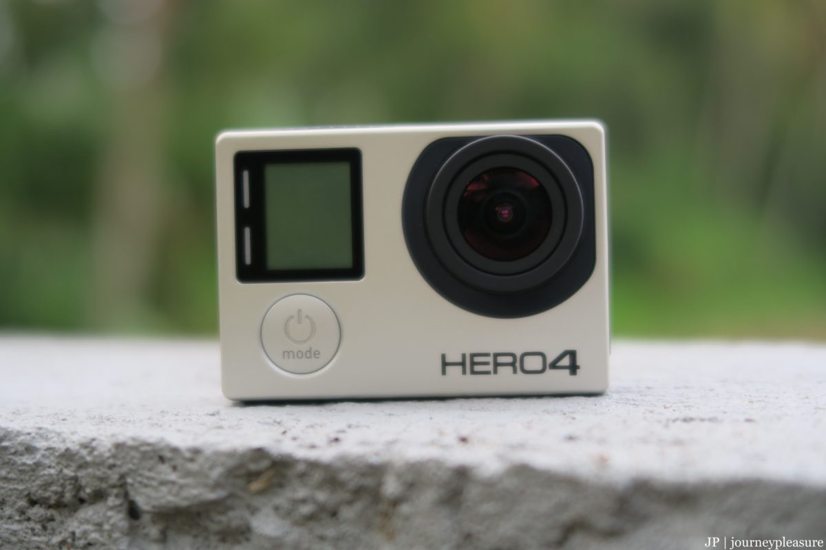 Packliste GoPro HERO4 Black