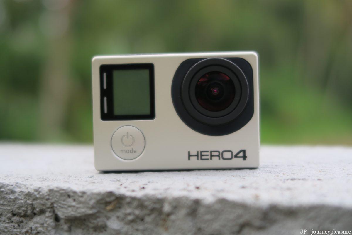 Packliste GoPro HERO4 Black