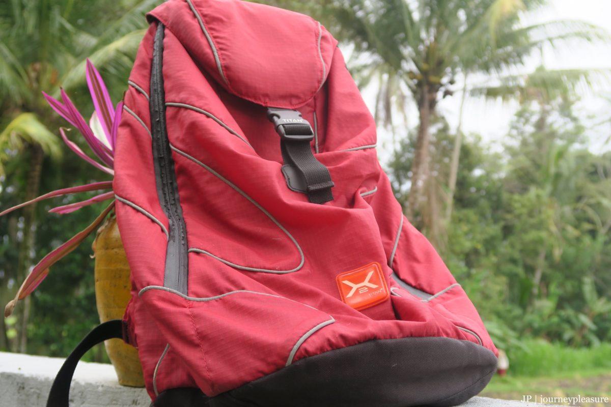Packliste Titan X2 Rucksack