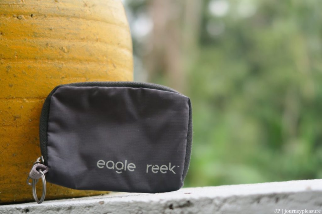 Packliste Eagle Creek Geldbörse