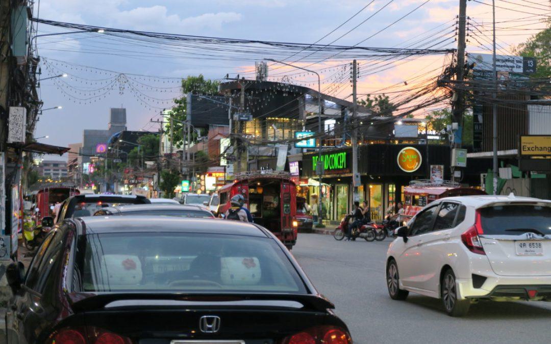 Ziel erreicht: Chiang Mai