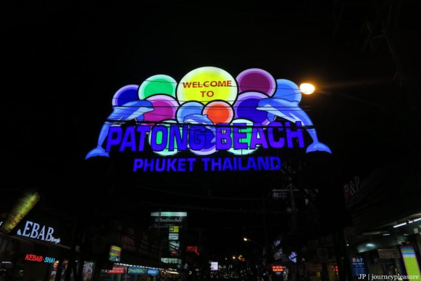"Patong Beach ""Walking Street"""