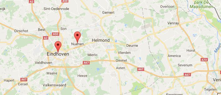 Land Nr. 14: Niederlande – Eindhoven