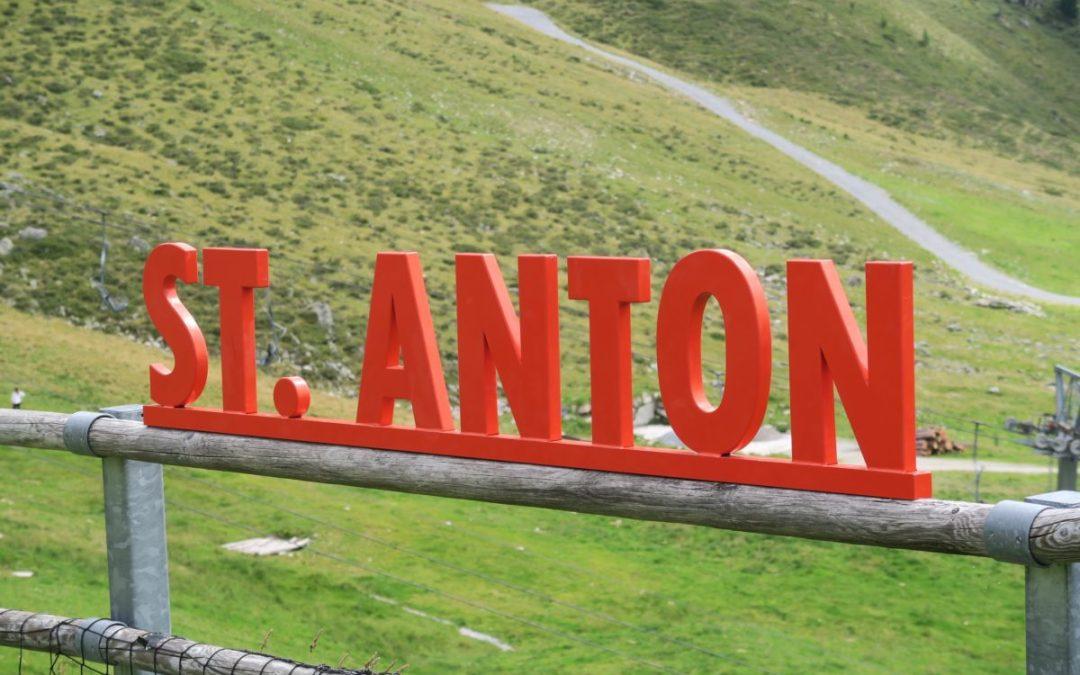 St.Anton: Skigebiete-Hopping im Sommer