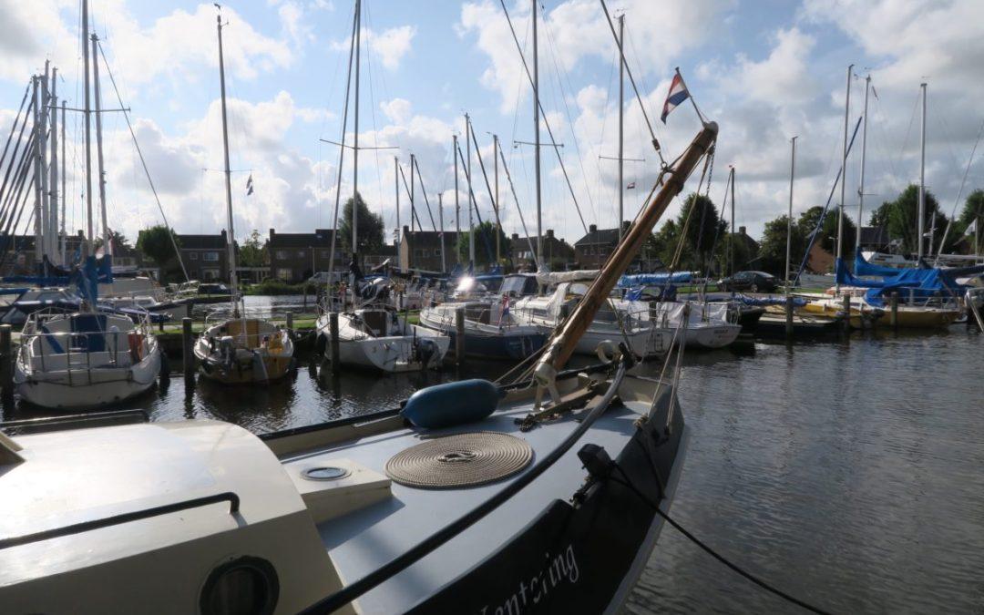 Zurück nach Holland