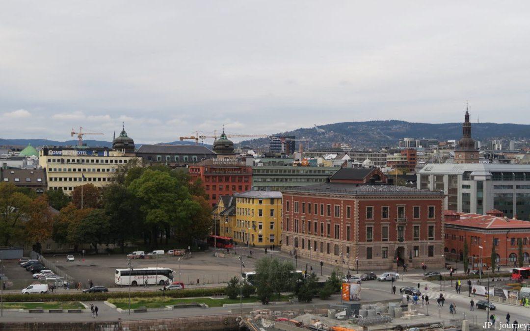 Städte-Trip nach Oslo
