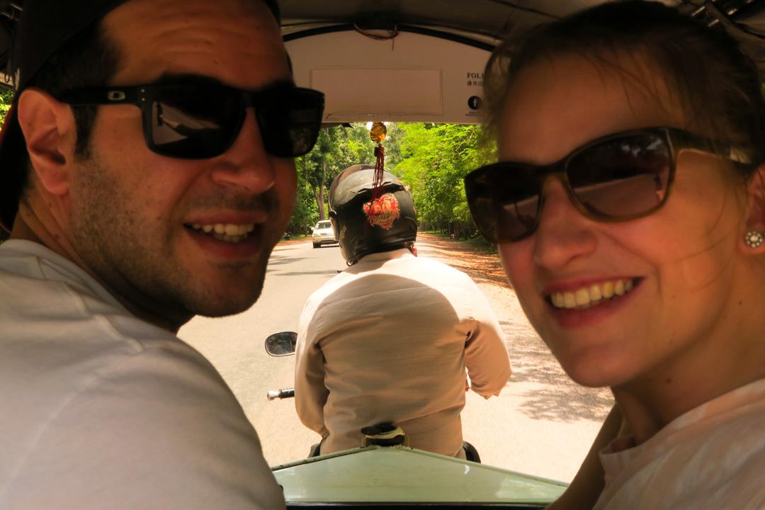 Angkor Wat TukTuk
