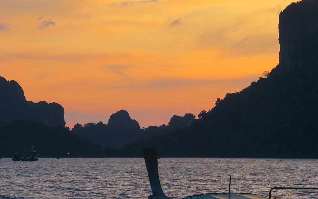 Krabi, das Touristen-Paradies.
