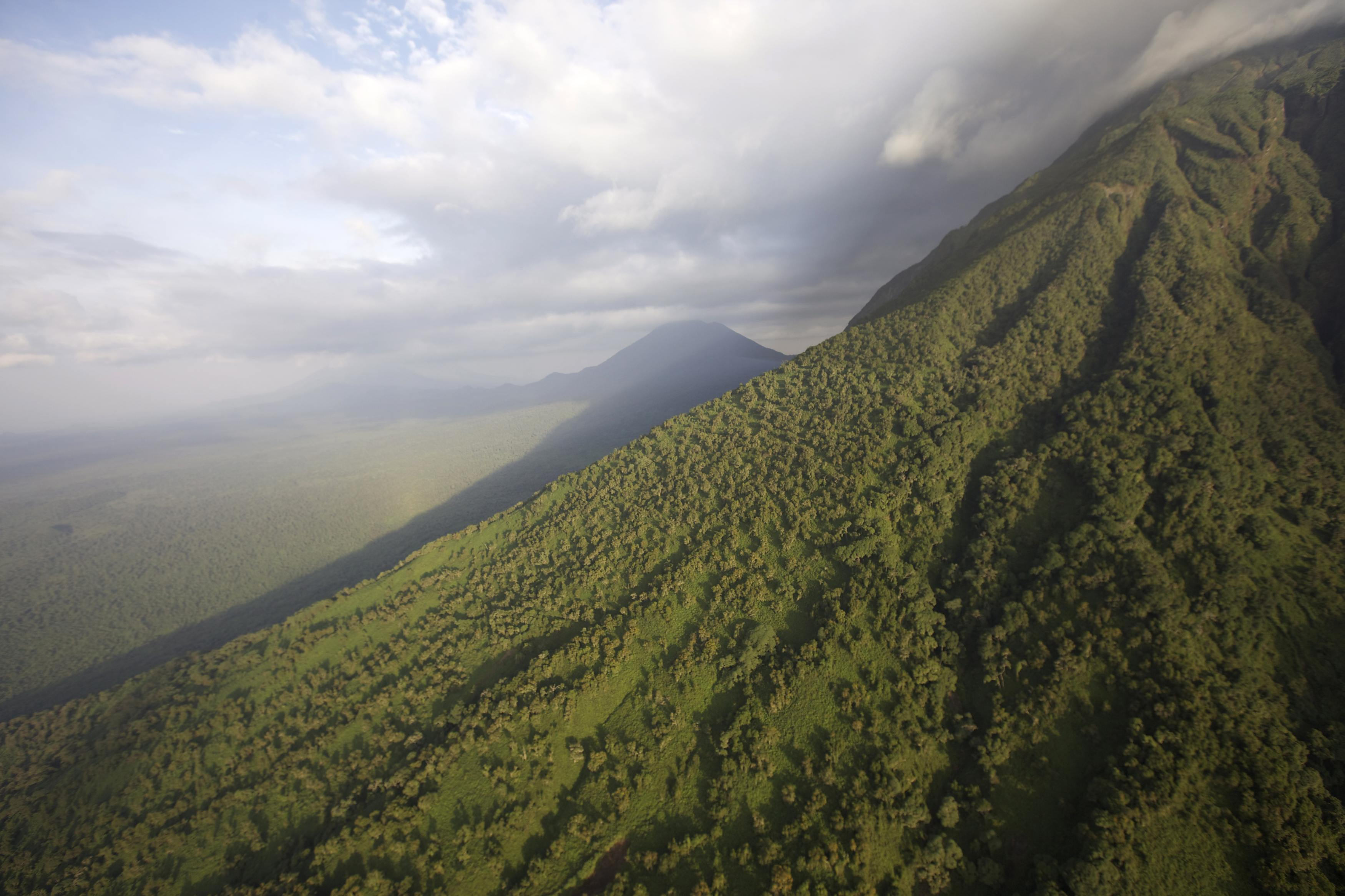 Virunga National Park Climate Journeys By Design
