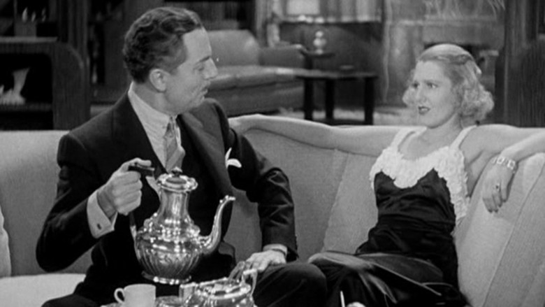 The Ex Mrs Bradford 1936 Journeys In Classic Film