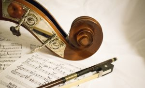Music and the Heart of God
