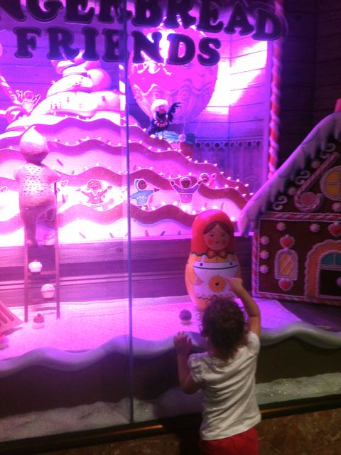 Myer's Christmas Windows