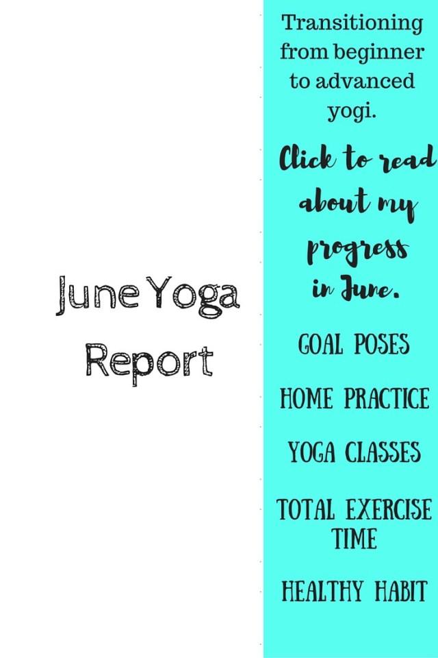 June Yoga Report