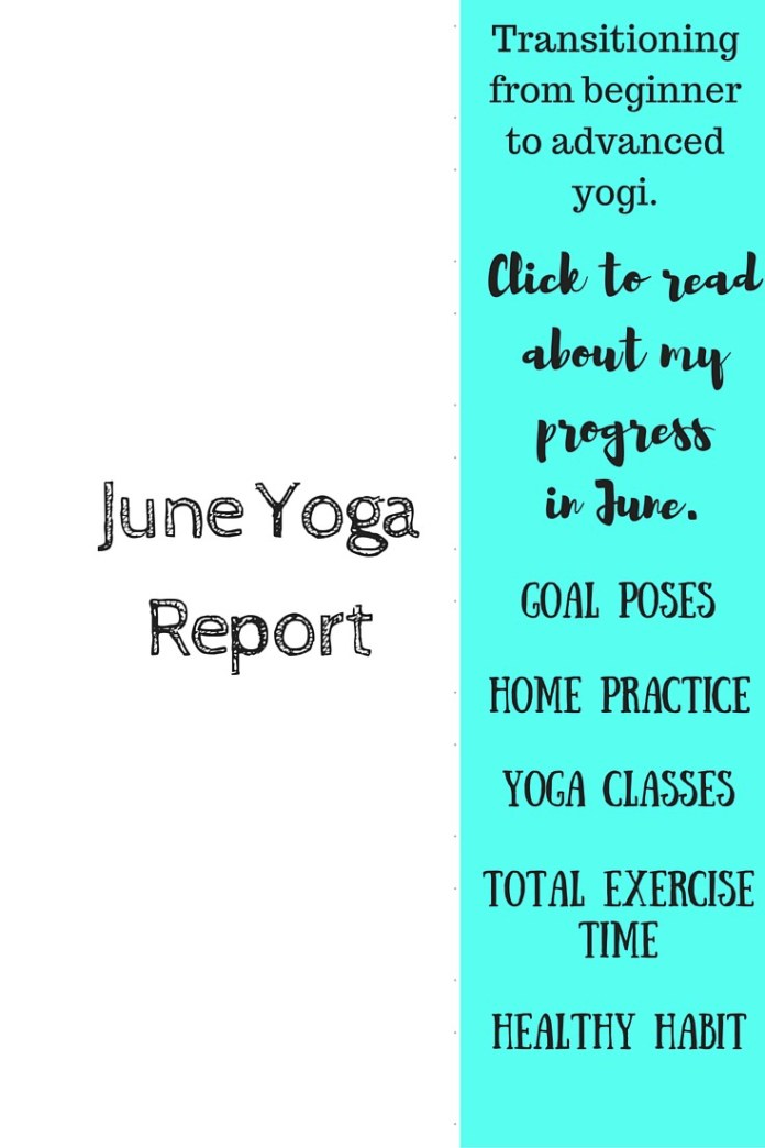 June Yoga Report