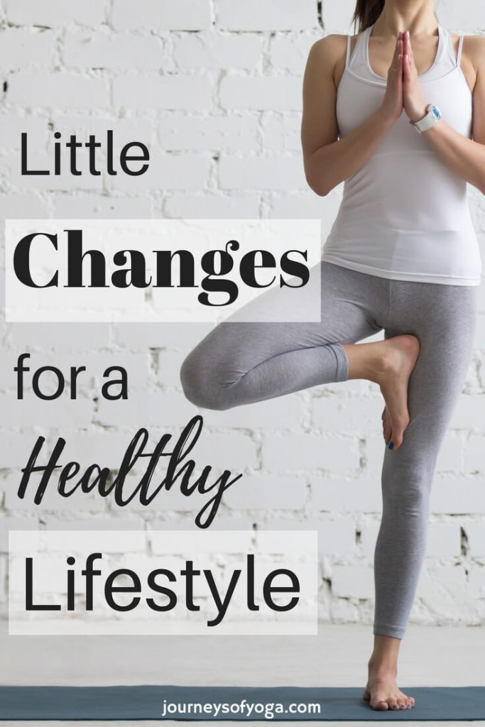 Everyone wants to be healthy. Luckily there are lots of changes for a healthy lifestyle that you can make right now! These changes are straightforward and things you can start today.