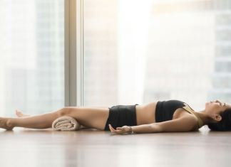 This playlist is the best music for savasana!