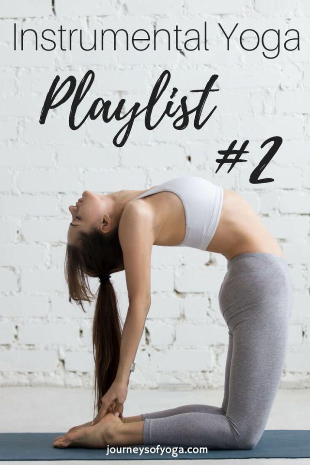 Instrumental Yoga Playlist #2