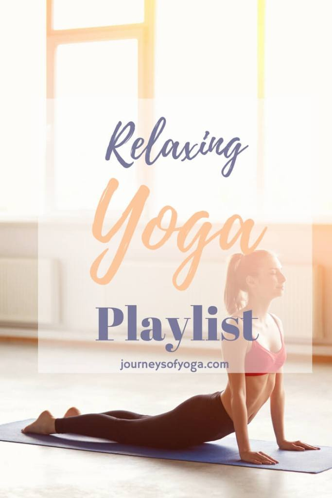 Having a go-to yoga music playlist is essential. This playlist is instrumental, which is what I prefer for yoga. Enjoy and namaste!