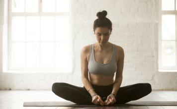Yin Restorative Yoga, The difference, samples poses, and resources for both