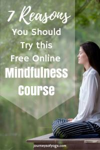 I tried this great online mindfulness course. I would highly recommend it. It's free!