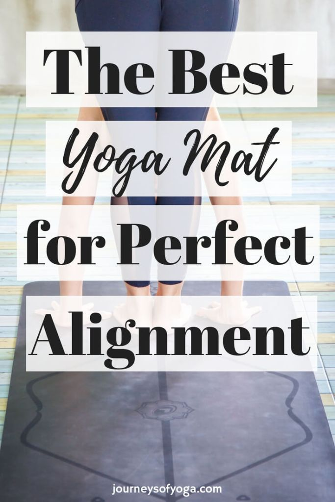 The Liforme yoga mat was designed so that you can properly alignyourself in yoga poses. The lines printed on the mat have been specially...
