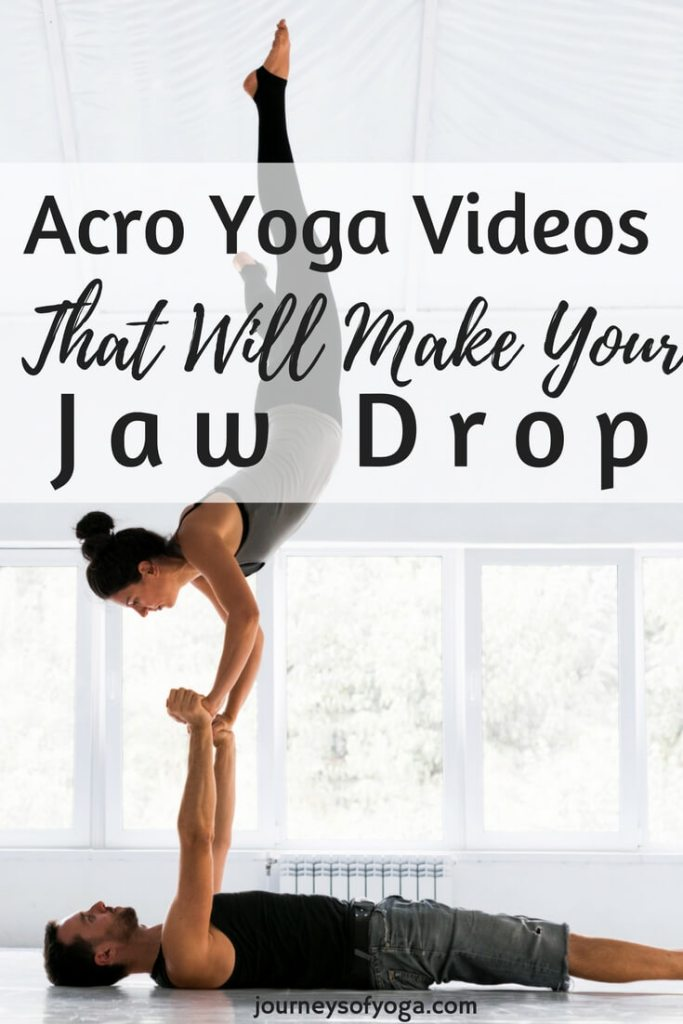 These Acro Yoga videos are incredible!