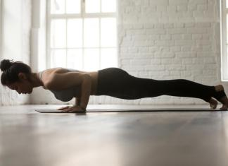 How to transition from Chaturanga to Upward Dog without creating imbalances in your body.