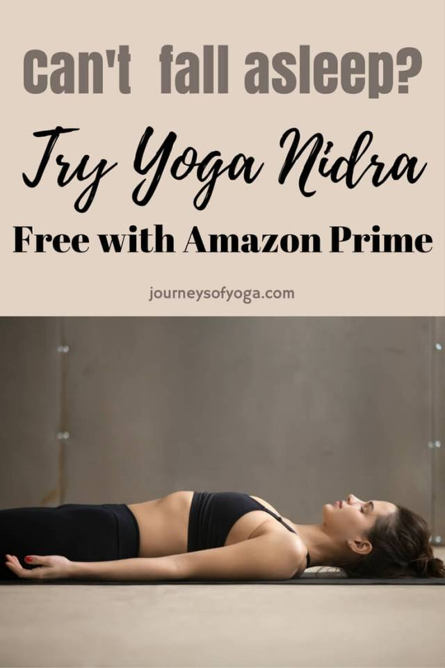 Yoga Nidra for deep sleep free with Amazon Prime (if you don't have Prime, you can try it for free for 30-days)