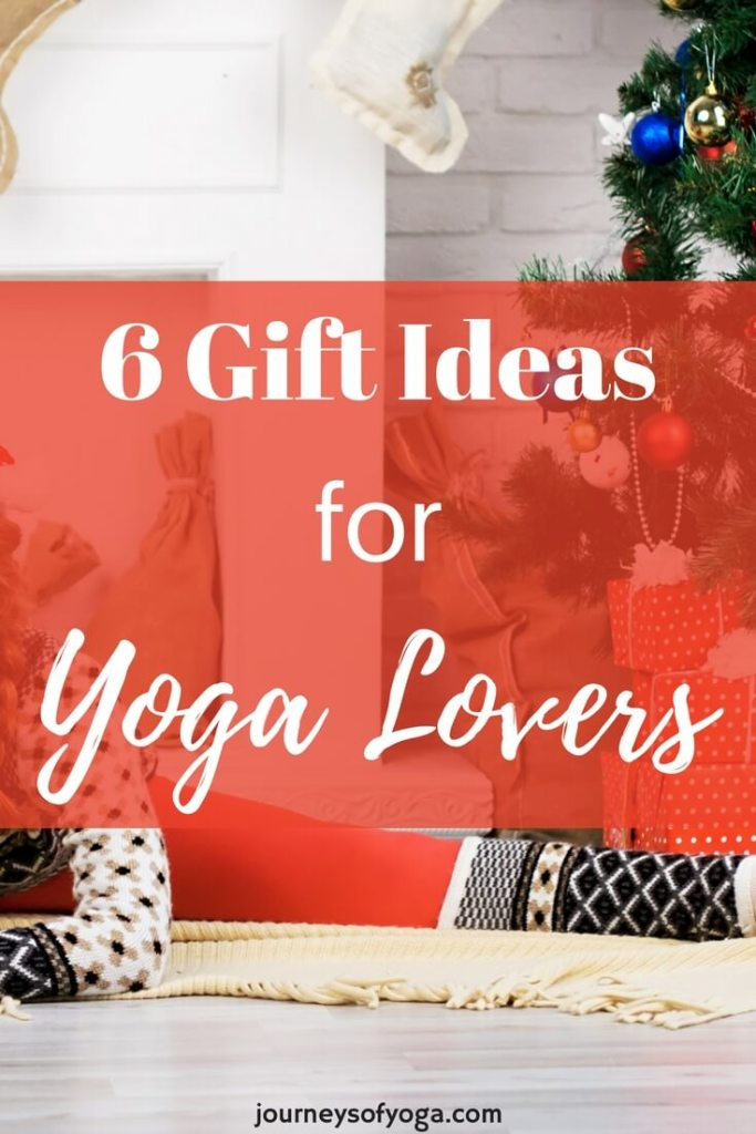 Check out these great gifts for yoga lovers! Save for later!