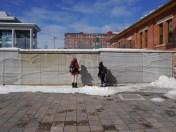 Exploring public art displays