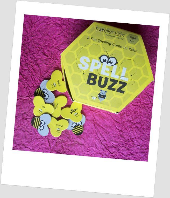 spell buzz