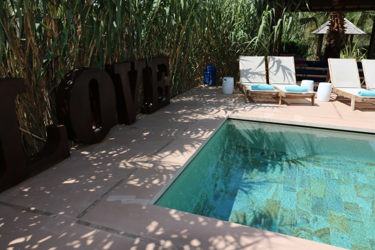 LOVE THE POOL GIRI HOTEL IBIZA