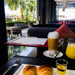 ENJOY EVERY MORNING , HAPPY BREAKFAST