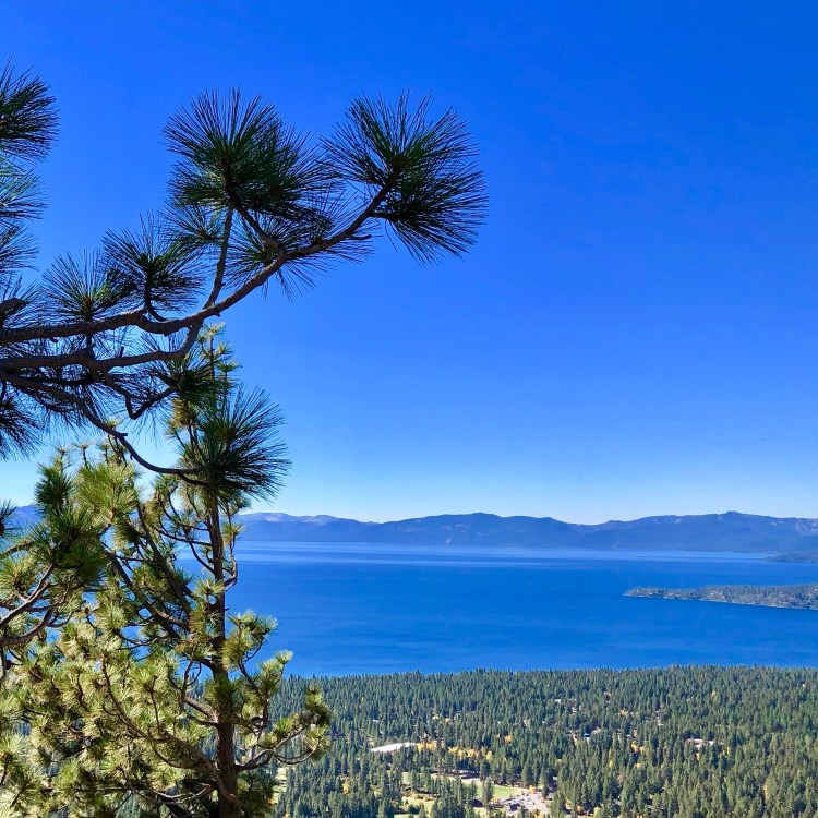 VIEW LAKE TAHOE