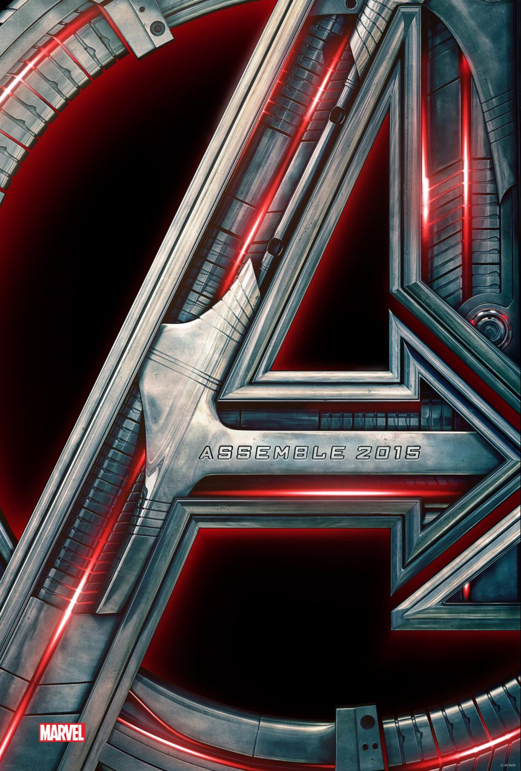Avengers Age of Ultron NEW Trailer