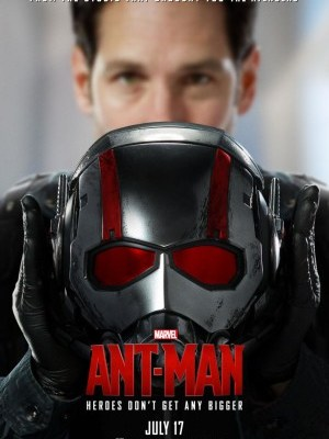 Ant-Man brings humor to Marvel Universe