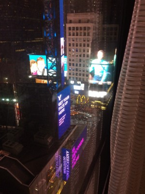 Marriott Marquis Times Square- Don't Bother