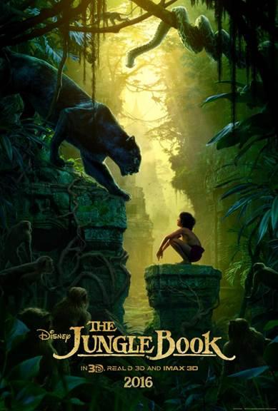 Disney's Jungle Book hisses into theaters April 2016