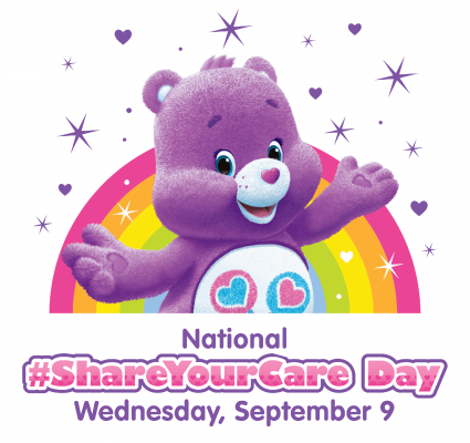 The Care Bears Need YOU to Share Your Care
