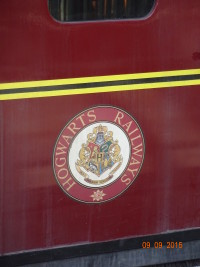 All Aboard Hogwarts Express at Universal Orlando Resort
