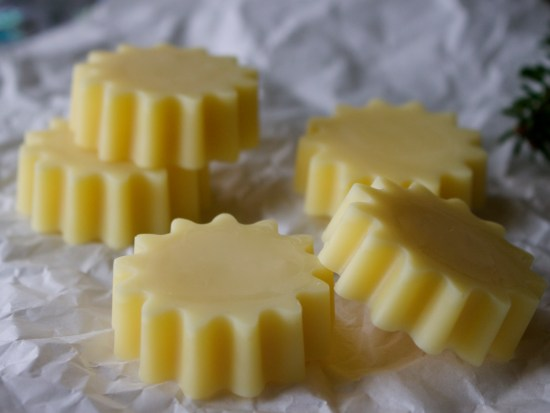 Holiday DIY: Moisturizing Lotion Bars, Homemade is always best