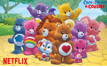 Tune in TODAY for Season 2 of Care Bears & Cousins on Netflix!